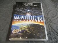 "DVD ""INDEPENDENCE DAY 2 : RESURGENCE"" Liam HEMSWORTH, Jeff GOLDBLUM"