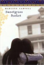Sweetgrass Basket (Hardback or Cased Book)