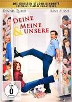 Deine Meine & Unsere [DVD/NEU/OVP]Komödien Remake mit Dennis Quaid, Rene Russo,
