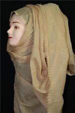 Châles/écharpe beige pour femme