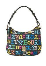 NWT Dooney & Bourke Doodle Small Kiley Hobo Bag Black $198 NEW