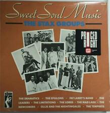 Sweet Soul Music: The Stax Groups [LP] by The Temprees, Various Artists