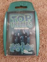 Harry Potter and the order of the Phoenix Top Trumps FREE P&P