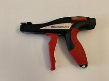 Hellermanntyton Evo 9 Adj Tension Amp Cut Off Tool Ziptie Cable Tie Gun