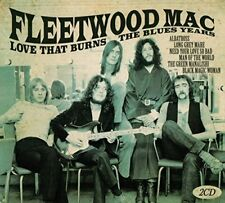 Fleetwood Mac - Love That Burns The Blues Years [CD]