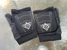 Nxe Gauntlet Paintball Gloves Half Finger - Xl