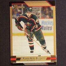 PIERRE-MARC BOUCHARD 2003-04 Bowman Gold #67 Minnesota Wild single