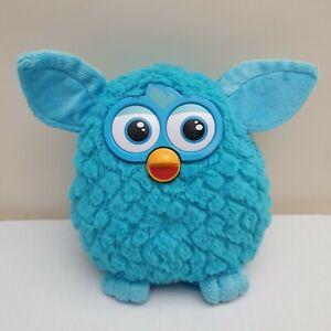 Furby 2013 Soft Toy Plush In Blue By Hasbro