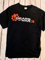 Rare ORIGINAL vintage Gears of War 3 t shirt xbox 360 LARGE L Men's