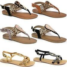 Women's Synthetic Gladiators Block Sandals & Beach Shoes