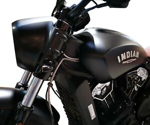 Caches Way Surge Indicators Front Indian Scout Bobber