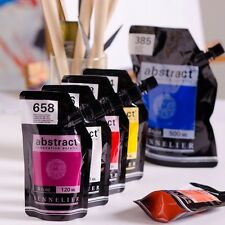 Sennelier Abstract Acrylic 120ml Artist Paint. 6 x 120ml .You Choose the Colours