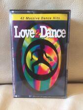 Love 2 Dance RARE 1994 Double Tape 42 Massive Dance Hits House R&B Pop Euro