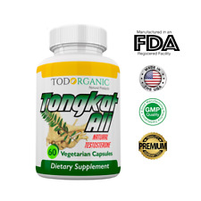 Tongkat Ali Extract Supports Libido and Booster for Men, Muscle, Mood Well Being