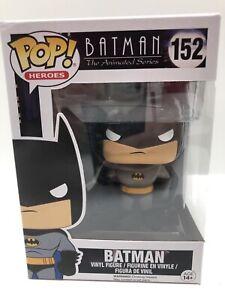 Funko POP! DC Heroes ~ BATMAN VINYL FIGURE ~ Batman: The Animated Series #152