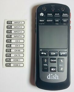 Dish Network 50.0 Voice Command Remote Control for Hopper3, 4K Joey Joey2 Sealed