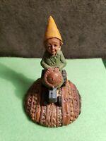 JEANETTE (Retired) 1991 Tom Clark Gnome Cairn Studio Item #5150 #30 Signed