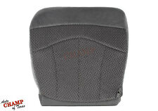 1999 2000 2001 2002 Ford F150 XLT -Driver Side Bottom Cloth Seat Cover Dark Gray