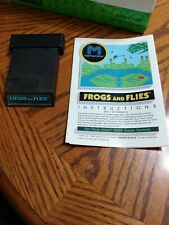 Atari 2600 Frogs And Flies With Booklet