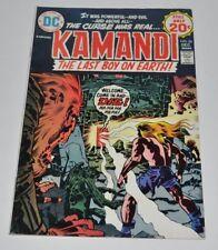 KAMANDI #24 DC Comics Jack Kirby 1974