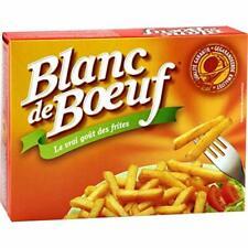 Graisse-de-boeuf-a-frire Blanc De Boeuf  Vandemoortele Frite 2 x 1Kg