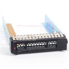 "2,5"" SAS SATA Festplatte Rahmen Tray Caddy für IBM SR650 SR630 SR550 SM17A06246"