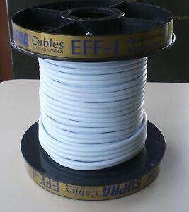 Supra Cables EFF I  Audiokabel EFF-I  Analogkabel NF-Kabel  Meterware