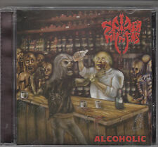 SPIDER KICKERS - alcoholic CD