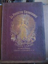 Ernest L'Epine:La princesse éblouissante, dessins de Bertall/Hachette & Cie,1870