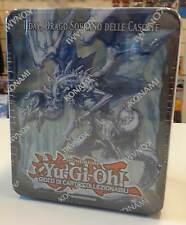 Yu Gi Oh Gioco Game Mega Tin 2013 ITALIANO - TIDAL DRAGO SOVRANO DELLE CASCATE -