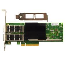 Intel XL710QDA2BLK XL710-QDA2 Dual Port 40GbE Ethernet Converged Network Adapter