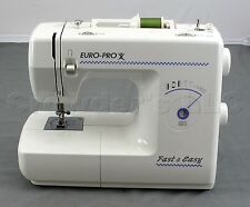 Euro Pro X Fast & Easy 18 Stitch Function Free Arm Sewing Machine - Model 420