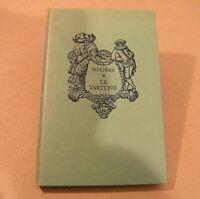LE TARTUFFE by Molière Vintage1965 HARRAP'S french classic hardback Ledesèrt RPL