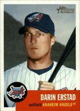 2009 Topps Héritage Baseball Carte Choisissez 1-245