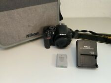 Nikon D3400 Body Gehäuse - 2400 Auslösungen