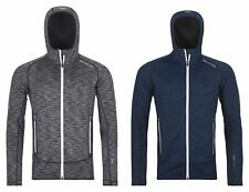 ORTOVOX pile space dyed Hoody M (86984) - Uomo Giacca con cappuccio