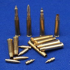 35P11 1/35 76,2mm OQF 17 pounder Munition diverse 21 pcs / Stk