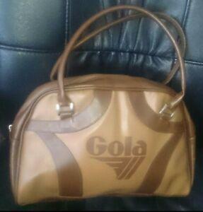 Vintage Gola Sports Bag