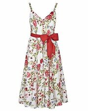 Joe Browns Plus Size Cotton Sleeveless Dresses for Women