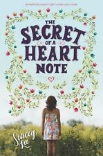 The Secret of a Heart Note by Stacey Lee (2016, Hardcover)