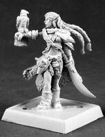 NATURE WARDEN - PATHFINDER REAPER figurine miniature rpg jdr caster elf 60064