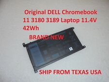 New Authentic Dell Battery Latitude 11 3180 3189 Laptop 11.4V 42Wh Y07Hk 51Kd7