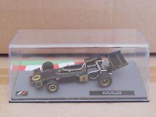 1/43  Altaya  Lotus 72D  # 8  Emerson Fittipaldi  1972 World Champion