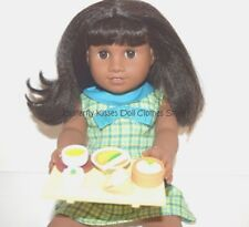 Chinese Food Take Out Tray 5 Entrees 18 in Doll Food For American Girl Doll #B