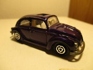 Majorette Volkswagen 1302 N°203 exc. état /beetle Corgi Norev Matchbox Husky...