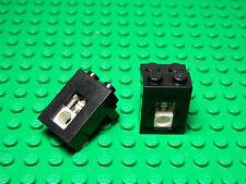 Lego Legos  -  Set  of 2 Technic Shock Absorbers  BLACK