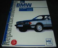 Reparaturanleitung BMW 7er E32 730i 735i 750i 6 + 12 Zylinder ab 09/1986 NEU