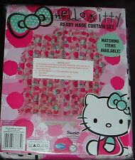 "Hello Kitty 66"" x 54"" Curtains Official  merchandise Polyester"