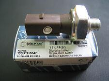 MEYLE Germany Oil Pressure Switch Brown 0.7 bar for VW Audi Skoda Eq: 038919081K