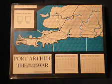 """PORT ARTHUR"" BY GAME DESIGNERS WORKSHOP/ AN HISTORICAL SIMULATION GAME"